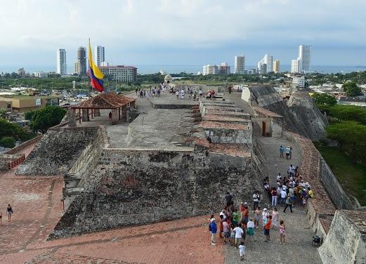 Este domingo entrada gratis a fortificaciones de Cartagena.