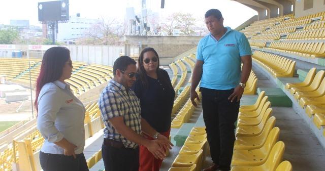 Losetas del Jaime Morón serán revisadas para garantizar seguridad en el Estadio.