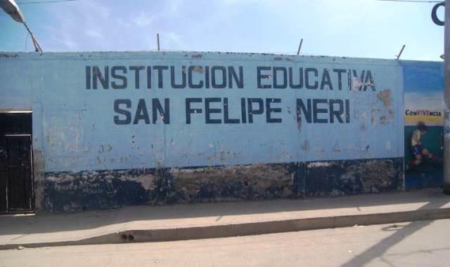 Autorizan demoler y ampliar la Institución Educativa San Felipe Neri en Cartagena.