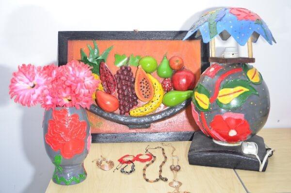 Con feria artesanal Magangué conmemora el Día Internacional de la Mujer.