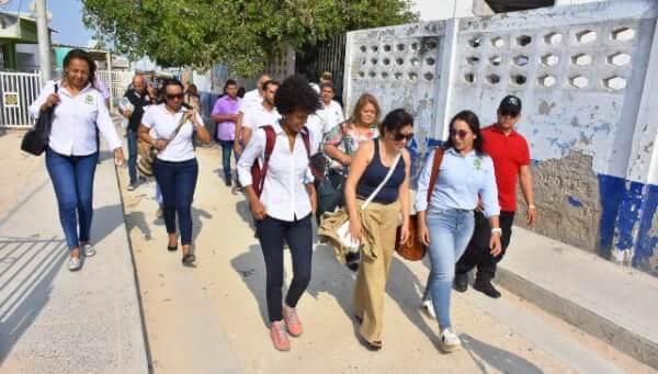 Aguas de Cartagena aportará el 50% de los recursos para garantizar el servicio a Tierrabomba