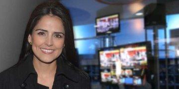 Claudia Palacios, regresa al equipo de CM& Emisión Central