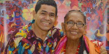 Harold Herrera y Regina Guzmán nuevos lanceros en las fiestas de Cartagena.
