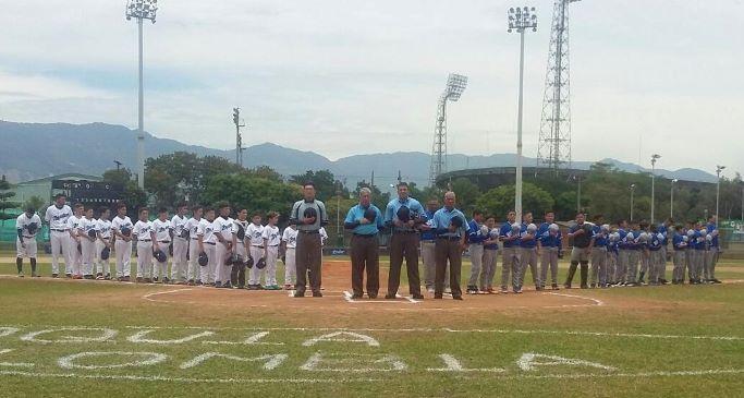 32 Campeonato Panamericano de Béisbol Sub-12 Medellín.