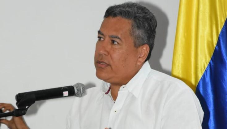 «El Gobierno Nacional le seguirá dando la mano a Cartagena» Ricardo Ariza Urango.