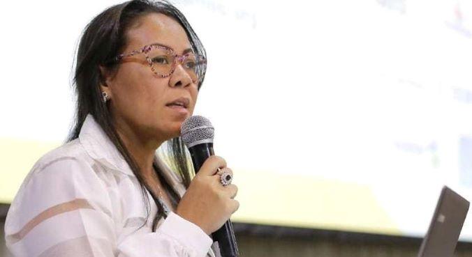 Tres delitos imputará la Fiscalía a Yolanda Wong Baldiris.