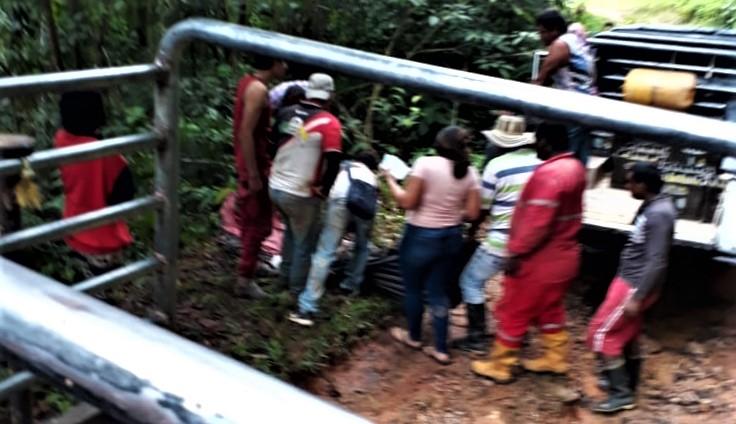 Investigan asesinato de Gustavo Pérez Arévalo en el sur de Bolívar.