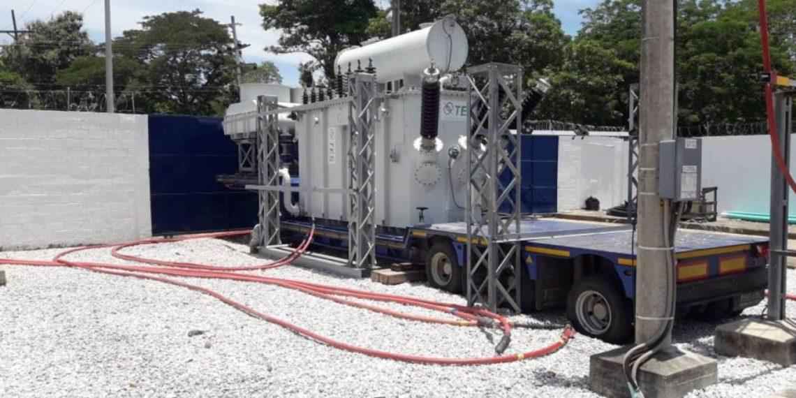 Varias poblaciones de Bolívar estarán sin servicio de energía eléctrica este domingo.