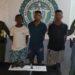 Capturados por atacar y asesinar a dos jóvenes en riesgo.