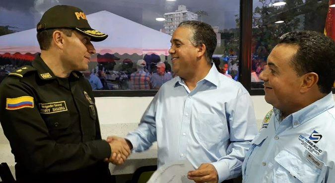 Alcalde Pedrito Pereira anuncia la construcción de un nuevo CAI para Bocagrande.