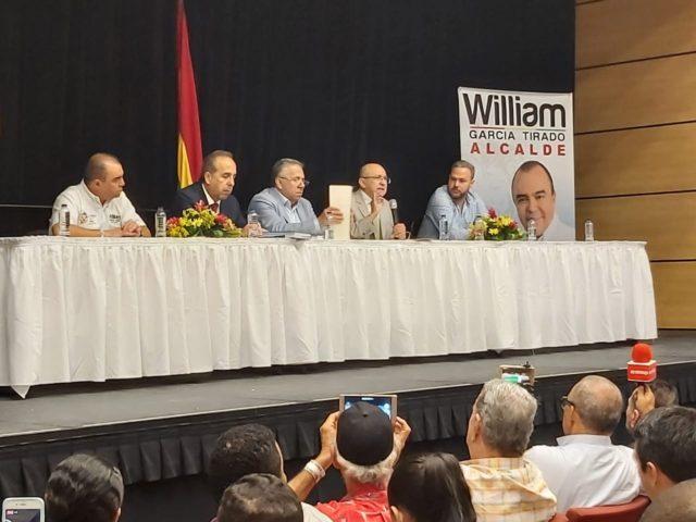 «Lo que se ha hecho con William García son acusaciones temerarias sin soporte jurídico»