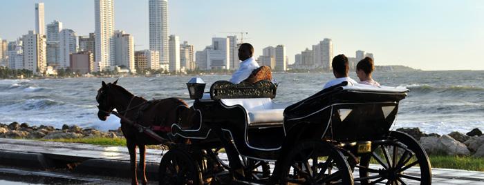Cartagena de Indias explora un turismo más allá del Centro Histórico