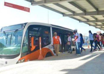 Por jornada de protesta se suspendió servicio de Transcaribe en Cartagena