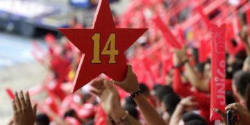 América de Cali sigue celebrando su estrella número 14 en el fútbol profesional colombiano