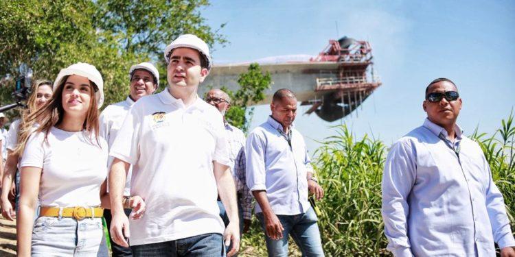 """""""Bolívar será primero en malla vial, obras públicas e infraestructura"""" Blel."""