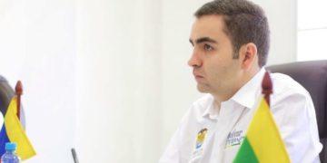 """""""Vamos a hacer del deporte en Bolívar una potencia a nivel nacional"""" Blel Scaff."""