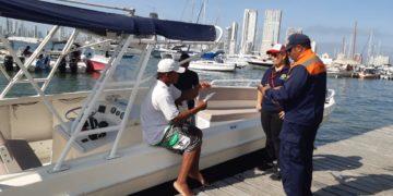 Autoridades garantizan zarpe de embarcaciones hacia la zona insular de Cartagena.