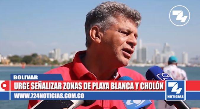 Urge señalización en zonas de Playa Blanca y Cholón.