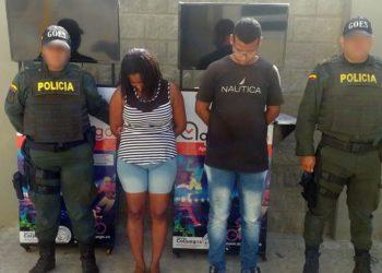 Desmantelan otros dos puntos de chance ilegal en Cartagena.