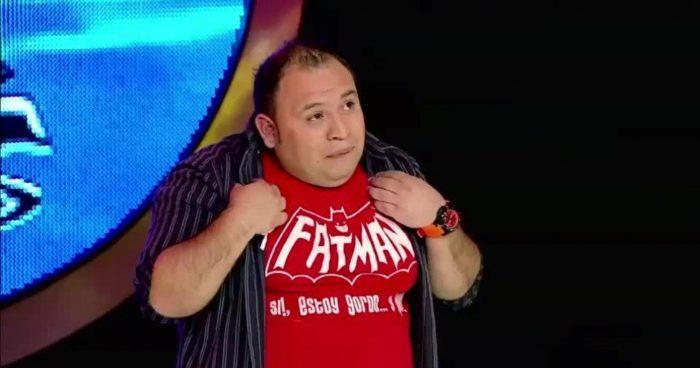Un infarto le arrebató la vida al humorista «Fatman».