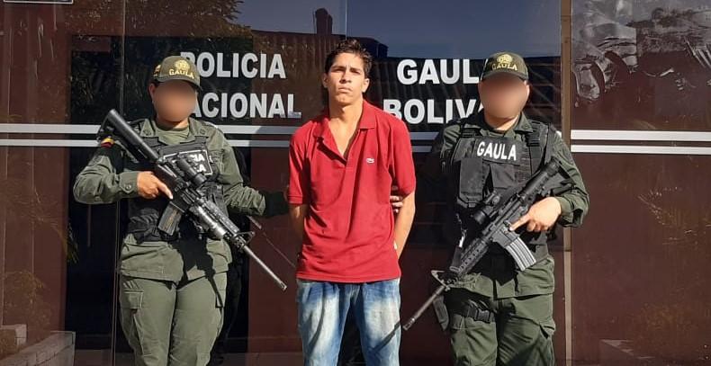 Otro venezolano capturado por extorsión en Cartagena.