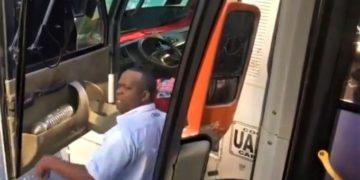Policía ubicó a conductor que destruyó retrovisor de un bus del SITM