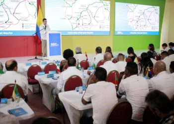 Alcaldes de Bolívar destacan liderazgo del Gobernador Vicente Blel Scaff