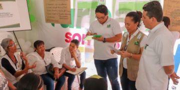 En tres poblaciones de Bolívar continúa formulación del PAI 2020-2023.