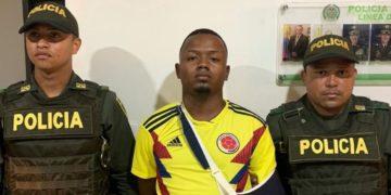 Cayó alias «El Cabeza», por homicidio agravado.