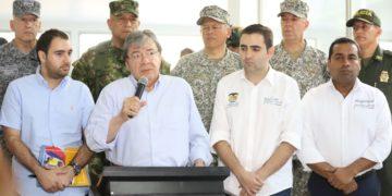 Definen acciones de Gobierno para mejorar la seguridad en Bolívar.