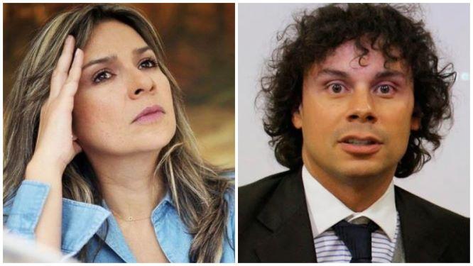 Vicky Dávila y el golpe final.