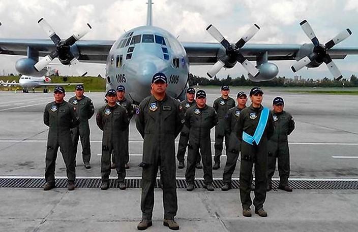 Nueva convocatoria de la Fuerza Aérea Colombiana