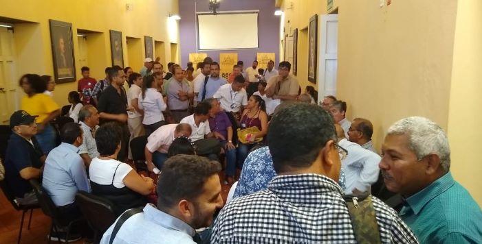 Avanza construcción del plan de desarrollo «Salvemos Juntos a Cartagena».