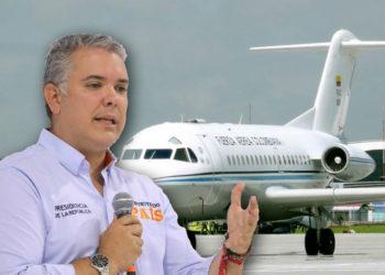 El vuelo imprudente del presidente Duque.