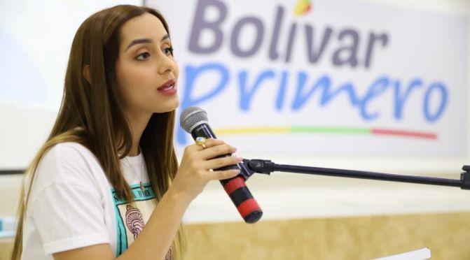 12 y 13 de febrero primera cumbre de alcaldes y gestoras sociales de Bolívar.