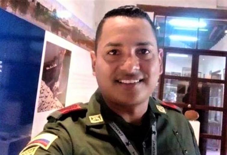 Investigan muerte de un patrullero en San Cayetano, Bolívar.