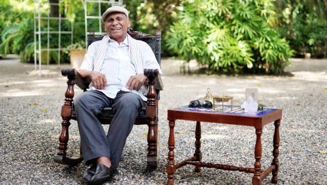 Adolfo Pacheco postulado al premio nacional vida y obra del Mincultura.