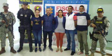 Por hechos de corrupción capturan a ex alcalde de Los Palmitos, Sucre.