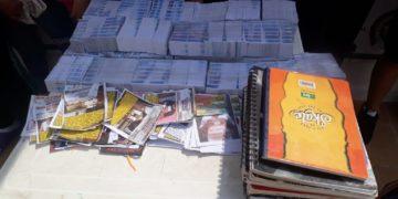 Caen 21 venezolanos por venta de chance y rifas ilegales.