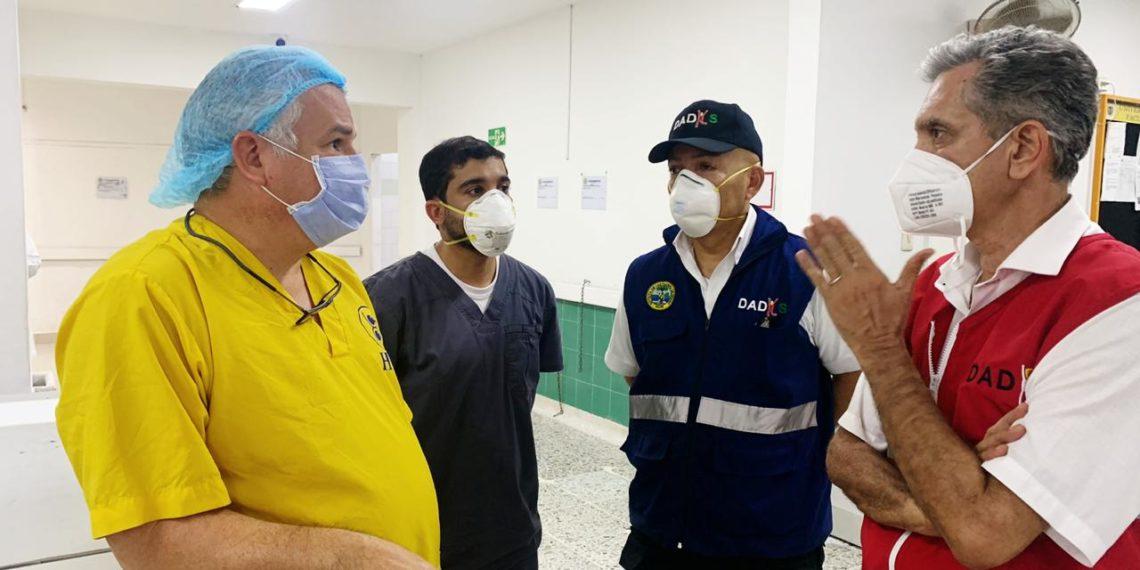 Piden más acciones en Cartagena para frenar el Covid-19