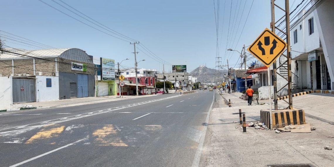 Por 24 horas más se prolonga toque de queda en Cartagena de Indias.
