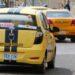 Rota pico y placa para taxis en Cartagena.