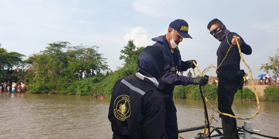 Hallan cuerpo sin vida de un joven de 17 años en aguas del Canal del Dique