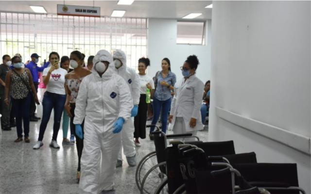 Procurador dice que Cartagena ya está en Alerta Roja por Coronavirus