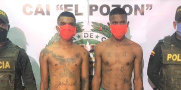 """A la cárcel alias """"La Pulga"""" y """"El Zorrillo"""" como presuntos responsables de homicidio."""
