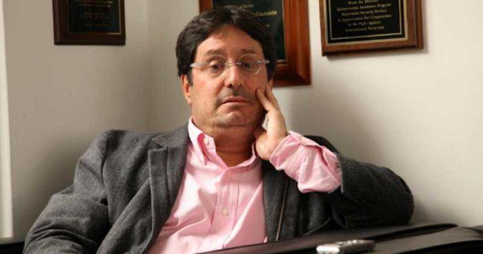 Francisco Santos, el amigo