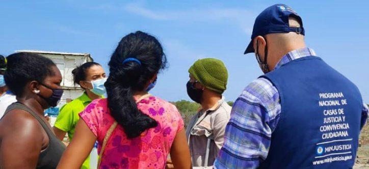 Hallan tres menores en grave estado de desnutrición en Tierra Baja.