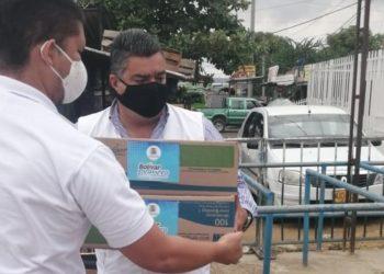 Gobernación de Bolívar llega con más ayudas a la Cárcel Ternera de Cartagena