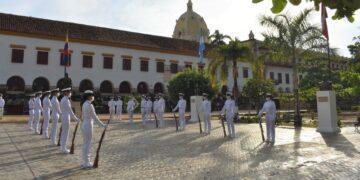 Armada Nacional celebró 197 años