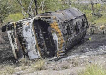 Aumenta el número de muertos por estallido de un camión cisterna en Tasajera Magdalena